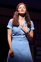Katharine McPhee as Jenna in Jessie Nelson's Waitress directed by Diane Paulus at The Adelphi Theatre,  The Strand, London on February 7th 2019<br /> CAP/ROS<br /> &copy;ROS/Capital Pictures