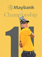 Ben Leong (MAS) in action on the 11th during Round 2 of the Maybank Championship at the Saujana Golf and Country Club in Kuala Lumpur on Friday 2nd February 2018.<br /> Picture:  Thos Caffrey / www.golffile.ie<br /> <br /> All photo usage must carry mandatory copyright credit (&copy; Golffile | Thos Caffrey)