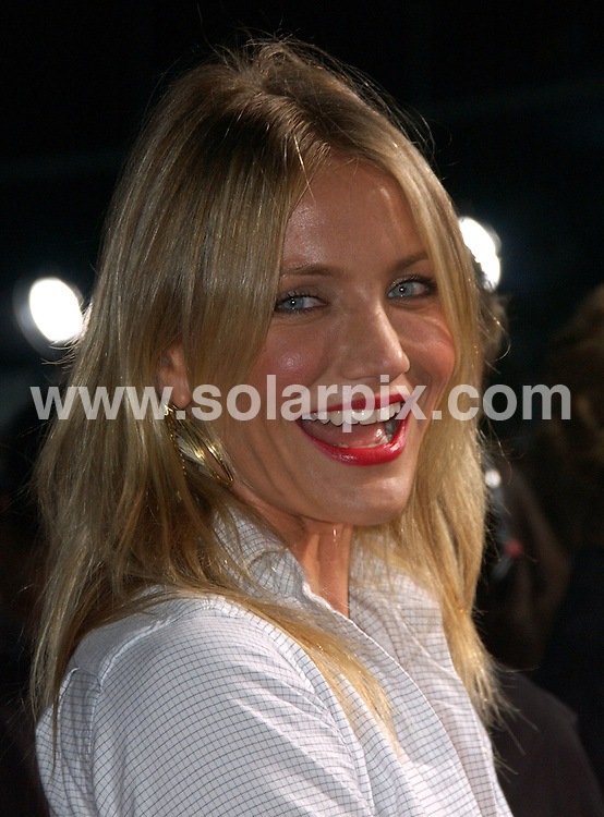 **ALL ROUND PICTURES FROM SOLARPIX.COM**.**SYNDICATION RIGHTS FOR UK, SPAIN, PORTUGAL, AUSTRALIA, S.AFRICA & DUBAI (U.A.E) ONLY**.Cameron Diaz arrives for Target Presents AFI Night At The Movies at the ArcLight Theaters, Hollywood, California, USA. 1st October 2008..JOB REF: 7505 PHZ (Ortega)    DATE: 01_10_2008.**MUST CREDIT SOLARPIX.COM OR DOUBLE FEE WILL BE CHARGED* *UNDER NO CIRCUMSTANCES IS THIS IMAGE TO BE REPRODUCED FOR ANY ONLINE EDITION WITHOUT PRIOR PERMISSION*