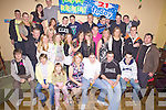 21st Birthday: Surprise 21st birthday party for Chris O'Mahoney (pictured centre) from Lyrecrompane who celebrated with his family and friends last Saturday night in The Village Inn, Knocknagashel.