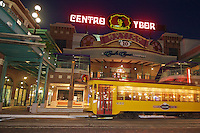 TAE- Centro Ybor & Streetcars - Twilight/Evening, Ybor City FL 10 16