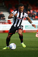 Wes Thomas of Grimsby Town during Crawley Town vs Grimsby Town, Sky Bet EFL League 2 Football at Broadfield Stadium on 9th March 2019