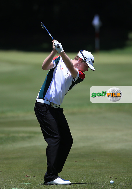 Kevin Phelan (IRL) during Round Two of the 2016 Tshwane Open, played at the Pretoria Country Club, Waterkloof, Pretoria, South Africa.  12/02/2016. Picture: Golffile | David Lloyd<br /> <br /> All photos usage must carry mandatory copyright credit (&copy; Golffile | David Lloyd)