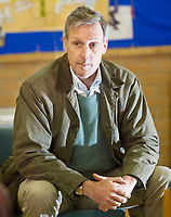 BNPS.co.uk (01202 558833)<br /> Pic: PeterWillows/BNPS<br /> <br /> Richard Drax <br /> <br /> A Tory MP hopeful has apologised after being photographed parking across two disabled parking spaces.MP Richard Drax, who is contesting his South Dorset seat, left his branded Land Rover parked sideways straddling the two spots while stopping off at his campaign HQ near Wool, Dorset.He was snapped parking illegally while popping inside to pick up some campaign literature. Mr Drax said his parking was 'thoughtless' and will 'never be repeated'.