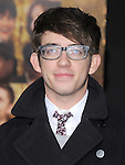 Kevin McHale at The Warner Bros. Pictures World Premiere of New Year's Eve  held at The Grauman's Chinese Theatre in Hollywood, California on December 05,2011                                                                               © 2011 Hollywood Press Agency