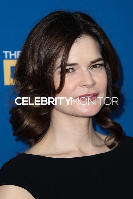 CENTURY CITY, CA - JANUARY 25: Betsy Brandt at the 66th Annual Directors Guild Of America Awards held at the Hyatt Regency Century Plaza on January 25, 2014 in Century City, California. (Photo by Xavier Collin/Celebrity Monitor)