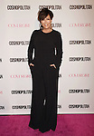 WEST HOLLYWOOD, CA - OCTOBER 12: TV personality Kris Jenner arrives at Cosmopolitan Magazine's 50th Birthday Celebration at Ysabel on October 12, 2015 in West Hollywood, California.