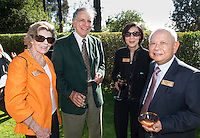 Occidental College kicked off a yearlong celebration of its 125th anniversary on Friday, April 20, 2012 with an 1887-style carnival in the Quad, complete with Ferris wheel. The Founders Day celebration also featured a ribbon-cutting ceremony for the new Samuelson Alumni Center, announcement of several major gifts, and a series of panel discussions by distinguished alumni on the future of Wall Street, online entrepreneurship, and the business of movies. At a special dinner, President Jonathan Veitch delivered an ambitious vision of the future. (Photo by Marc Campos, Occidental College Photographer)