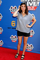 LOS ANGELES - JUL 8:  Jamie-Lynn Sigler at the Marvel Universe Live Red Carpet at the Staples Center on July 8, 2017 in Los Angeles, CA