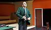 The Trial <br /> by Franz Kafka<br /> adapted by Nick Gill <br /> at The Young Vic Theatre, London, Great Britain <br /> 25th June 2015 <br /> press photocall <br /> <br /> Rory Kinnear as Josef K<br /> <br /> <br /> <br /> <br /> Photograph by Elliott Franks <br /> Image licensed to Elliott Franks Photography Services