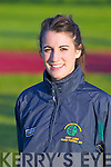 Emma Sherwood Kerry Senior Ladies Football Panel 2012..