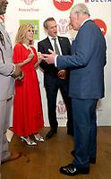 11/03/2020 - Kate Garraway, Alexander Armstrong and Prince Charles at The Princes Trust Awards 2020 At The London Palladium. Photo Credit: ALPR/AdMedia