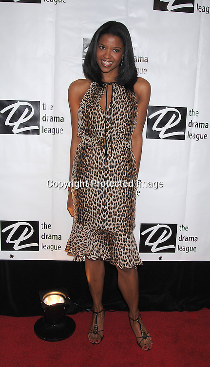 Renee Elise Goldsberry of One Life to Live..at The 72nd Annual Drama League AwardsCeremony and s Luncheon on May 5, 2006 at The Marriott Marquis Hotel in New York. ..Robin Platzer, Twin Images