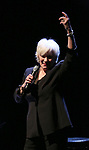 Betty Buckley on stage at the Vineyard Theatre 2017 Gala at the Edison Ballroom on March 14, 2017 in New York City.