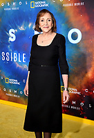 "LOS ANGELES - FEBRUARY 26: Ann Druyan attends National Geographic's 2020 Los Angeles premiere of ""Cosmos: Possible Worlds"" at Royce Hall on February 26, 2020 in Los Angeles, California. Cosmos: Possible Worlds premieres Monday, March 9 at 8/7c on National Geographic. (Photo by Frank Micelotta/National Geographic/PictureGroup)"