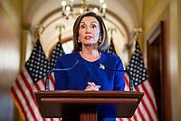 Speaker Nancy Pelosi announces formal impeachment inquiry into President Trump