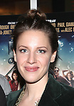 Broadway Star Jessie Mueller.attending  a screening of 'Rock Of Ages' at the Regal E-Walk Stadium Theaters in New York City on June 11, 2012.
