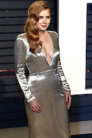 www.acepixs.com<br /> <br /> February 26 2017, LA<br /> <br /> Amy Adams arriving at the Vanity Fair Oscar Party at the Wallis Annenberg Center for the Performing Arts on February 26 2017 in Beverly Hills, Los Angeles<br /> <br /> By Line: Famous/ACE Pictures<br /> <br /> <br /> ACE Pictures Inc<br /> Tel: 6467670430<br /> Email: info@acepixs.com<br /> www.acepixs.com