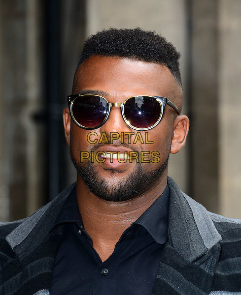 LONDON, ENGLAND - MAY 22:   Oritse Williams attends The Ivor Novello Awards, the 59th annual songwriting and composing awards, at Grosvenor House, 86-90 Park Lane, on May 22, 2014, in London, England.<br /> <br /> CAP/JOR<br /> &copy;Nils Jorgensen/Capital Pictures