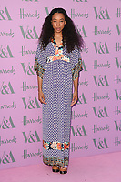 Corrine Bailey Rae arriving for the Victoria and Albert Museum Summer Party 2018, London, UK. <br /> 20 June  2018<br /> Picture: Steve Vas/Featureflash/SilverHub 0208 004 5359 sales@silverhubmedia.com