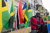 24/08/2014, London, UK. The 2014 Notting Hill Carnival gets underway.