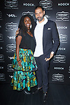 Mani Coul and Sandy Lal (right) attends the Thursday Boot Company Presentation at Vandal on September 13, 2017 in New York City.