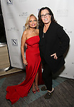 Kristin Chenoweth and Rosie O'Donnell attends the Opening Night celebration for Kristin Chenoweth - 'My Love Letter To Broadway'  at the Bar Sixty Five at the Rainbow Room Bar on November 2, 2016 in New York City.