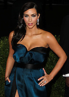 "NEW YORK CITY, NY, USA - MAY 05: Kim Kardashian at the ""Charles James: Beyond Fashion"" Costume Institute Gala held at the Metropolitan Museum of Art on May 5, 2014 in New York City, New York, United States. (Photo by Xavier Collin/Celebrity Monitor)"