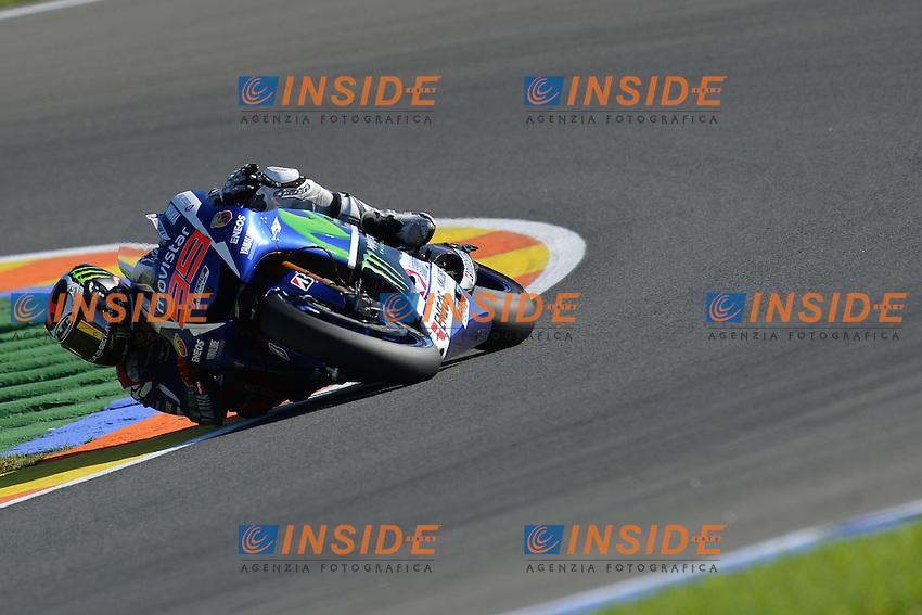 Valencia (Spagna) 06-11-2015 - prove libere Moto GP / foto Luca Gambuti/Image Sport/Insidefoto<br /> nella foto: Jorge Lorenzo