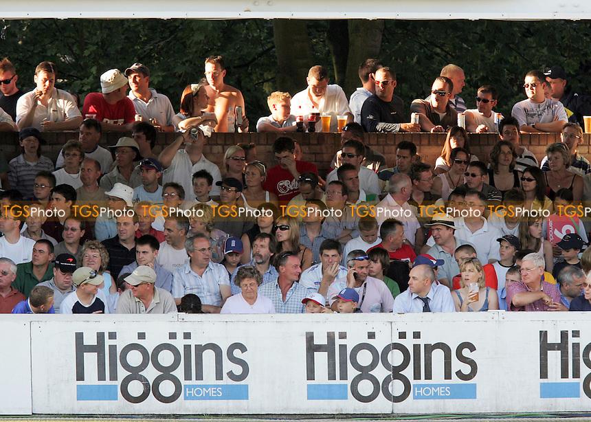 Essex Eagles vs Yorkshire Phoenix at the Ford County Ground Chelmsford - Twenty20 Cup Quarter-Final -  24/07/06 - (Gavin Ellis 2006)
