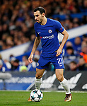 Chelsea's Davide Zappacosta in action during the Champions League Group C match at the Stamford Bridge, London. Picture date: December 5th 2017. Picture credit should read: David Klein/Sportimage