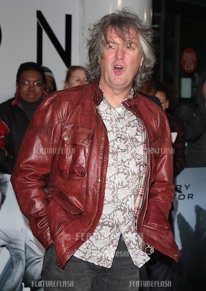 James May arriving for The Oblivion UK Premiere, at the BFI Imax, London. 04/04/2013 Picture by: Alexandra Glen / Featureflash