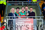 Barry Mahony Crotta O'Neills man of the match at the Minor Hurling County Final  Abbeydorney/Tralee Parnells at Austin Stack Park on Sunday.