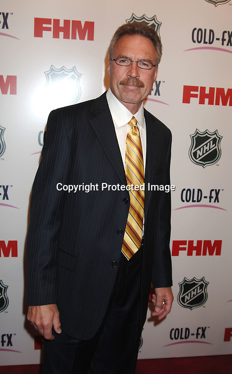 Bill Clemente..arriving at The National Hockey League and FHM Magazine Party to celebrate the 2006-2007 hockey season at Marquee on September 27, 2006. ..Robin Platzer, Twin Images