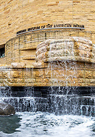 National Museum of the American Indian Washington DC Architecture