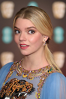 Anya Taylor-Joy at the 2017 EE British Academy Film Awards (BAFTA) held at The Royal Albert Hall, London, UK. <br /> 12 February  2017<br /> Picture: Steve Vas/Featureflash/SilverHub 0208 004 5359 sales@silverhubmedia.com