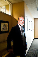 Jim Burton - California Strategies pictures: Executive portrait photography of James E. Burton of California Strategies by San Francisco corporate photographer Eric Millette