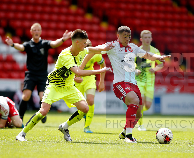 Che Adams of Sheffield Utd during the PDL U21 Final at Bramall Lane Sheffield. Photo credit should read: Simon Bellis/Sportimage