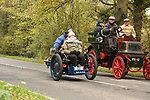 12 VCR12 Leon Bollee 1898 BS8192 Master Vyvyan Bewley 59 VCR59 Daimler 1900 RS12 Mr Barry Weatherhead