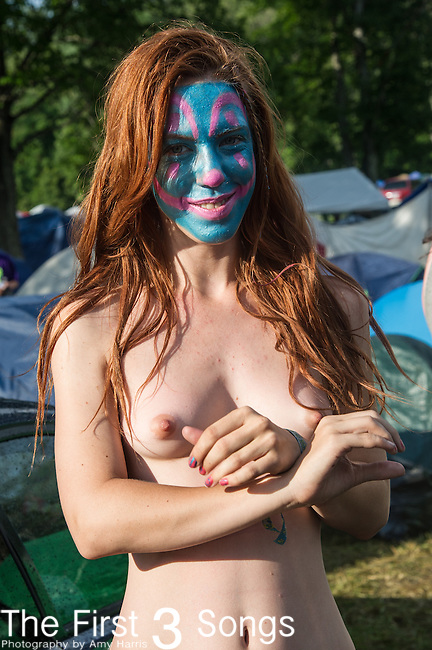 Scenes from the 2014 The Gathering of the Juggalos at Legend Valley in Thornville, Ohio.