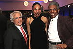 Andre De Shields, Lou Raizin and Karen Aldridge @ 27th Annual Awards for Excellence in the Arts Gala