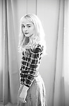 Sophia Anne Caruso photographed at her home in New Jersey on December 18, 2015 in New Jersey.