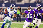 Dallas Cowboys wide receiver Terrance Williams (83) in action during the pre-season game between the Minnesota Vikings and the Dallas Cowboys at the AT & T stadium in Arlington, Texas. Minnesota defeats the Cowboys 28 to 14.