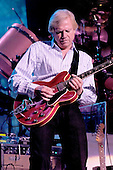 The Moody Blues - vocalist and guitarist Justin Hayward - performkng live in concert at the Royal Albert Hall in London UK - 05 Oct 2004.  Photo credit: GeorgeChin/IconicPix