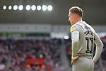 Ronan Curtis of Portsmouth. Sunderland 2 Portsmouth 1, 17/08/2019. Stadium of Light, League One. Photo by Paul Thompson.