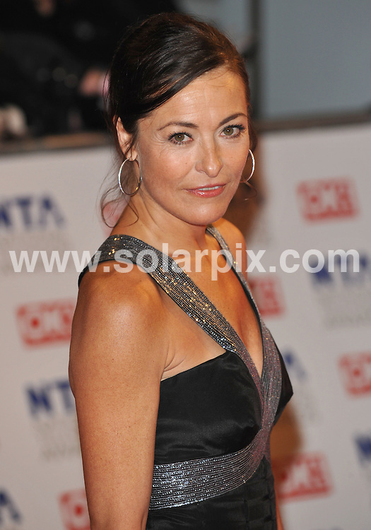 **ALL ROUND PICTURES FROM SOLARPIX.COM**.**WORLDWIDE SYNDICATION RIGHTS**.50th TheNational Television Awards which are taking place at O2 arena, London, UK. 20 January 2010..This pic: Amanda Donahoe..JOB REF: 10513 SSD     DATE: 20_01_2010.**MUST CREDIT SOLARPIX.COM OR DOUBLE FEE WILL BE CHARGED**.**MUST NOTIFY SOLARPIX OF ONLINE USAGE**.**CALL US ON: +34 952 811 768 or LOW RATE FROM UK 0844 617 7637**