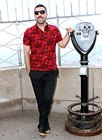 www.acepixs.com<br /> <br /> May 18 2017, New York City<br /> <br /> Zachary Quinto visited The Empire State Building on May 18, 2017 in New York City.<br /> <br /> By Line: Nancy Rivera/ACE Pictures<br /> <br /> <br /> ACE Pictures Inc<br /> Tel: 6467670430<br /> Email: info@acepixs.com<br /> www.acepixs.com
