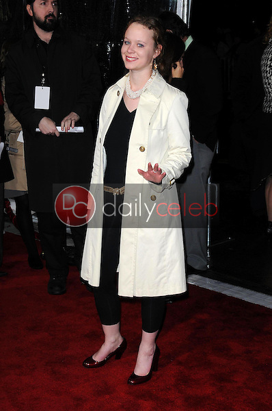 Thora Birch <br /> at the World Premiere of 'Revolutionary Road'. Mann Village Theater, Westwood, CA. 12-15-08<br /> Dave Edwards/DailyCeleb.com 818-249-4998