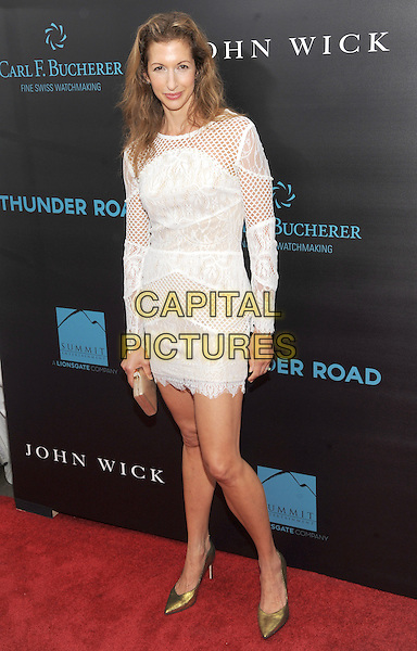 New York, NY- October 13: Alysia Reiner attends the Summit Entertainment and Thunder Road Pictures New York screening of John Wick at the Regal Union Square on October 13, 2014 in New York City.  <br /> CAP/RTNSTV<br /> &copy;RTNSTV/MPI/Capital Pictures