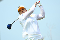 SINGAPORE - MARCH 02: Inbee Park of South Korea on the 6th tee during the third round of the HSBC Women's World Championship 2019 at Sentosa Golf Club - Tanjong Course, Singapore on March 02, 2019.<br /> .<br /> .<br /> .<br /> (Photo by: Naratip Golf Srisupab/SEALs Sports Images)<br /> .<br /> Any image use must include a mandatory credit line adjacent to the content which should read: Naratip Golf Srisupab/SEALs Sports Images